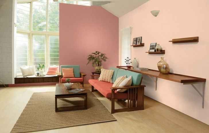 Cool Interior Wall Color Combinations Asian Paints Interior Wall Paint Foto