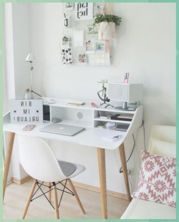 Ein Home-Office Zum Wohlfühlen - Home Office Dekorationsideen Bild